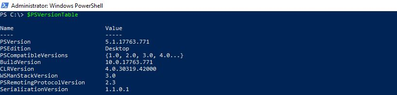 Powershell Learning