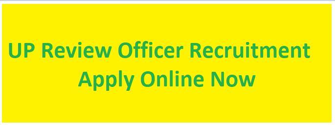 Review Officer Recruitment
