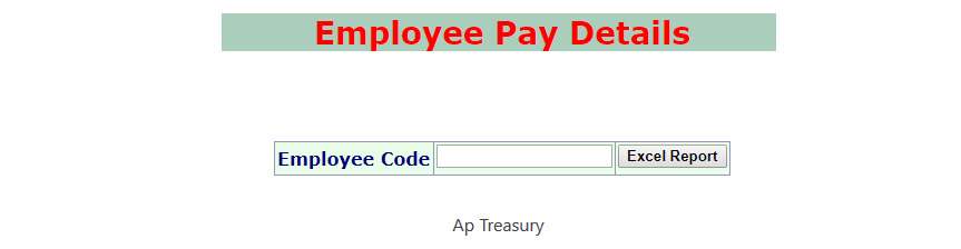 AP Employees Payslip