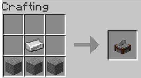 minecraft stonecutter